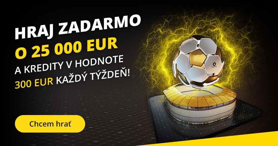 Získajte zadarmo až 25 000 EUR